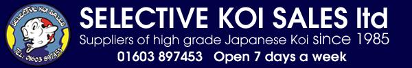Selective Koi Sales Ltd